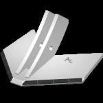 Křídlo Kockerling s karbidovým plátkem ADK 6025 (široké)