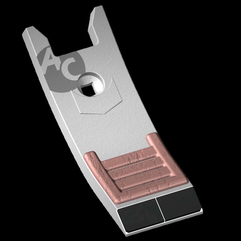 Špice Quivogne s karbidovým plátkem SCH 0080B