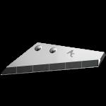 Křídlo Farmet s karbidovým plátkem ADS 9708G (levé)