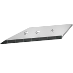 Křídlo Kverneland s karbidovým plátkem ADK 0125G (levé)