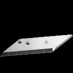 Křídlo Vogel & Noot s karbidovým plátkem ADR 0290G (levé)