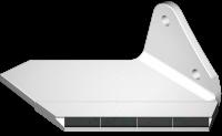 Křídlo Kongskilde (Howard) s karbidovým plátkem ADK 7032D (pravé)