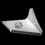 Křídlo Pöttinger s karbidovým plátkem ADP 0240D (pravé)