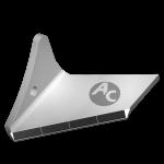 Křídlo Pöttinger s karbidovým plátkem ADP 0240G (levé)