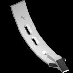 Špice Lemken s karbidovým plátkem BDL 4386