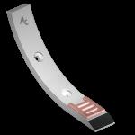 Špice Lemken s karbidovým plátkem BDL 7106