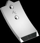 Špice Unia s karbidovým plátkem BDU 0701