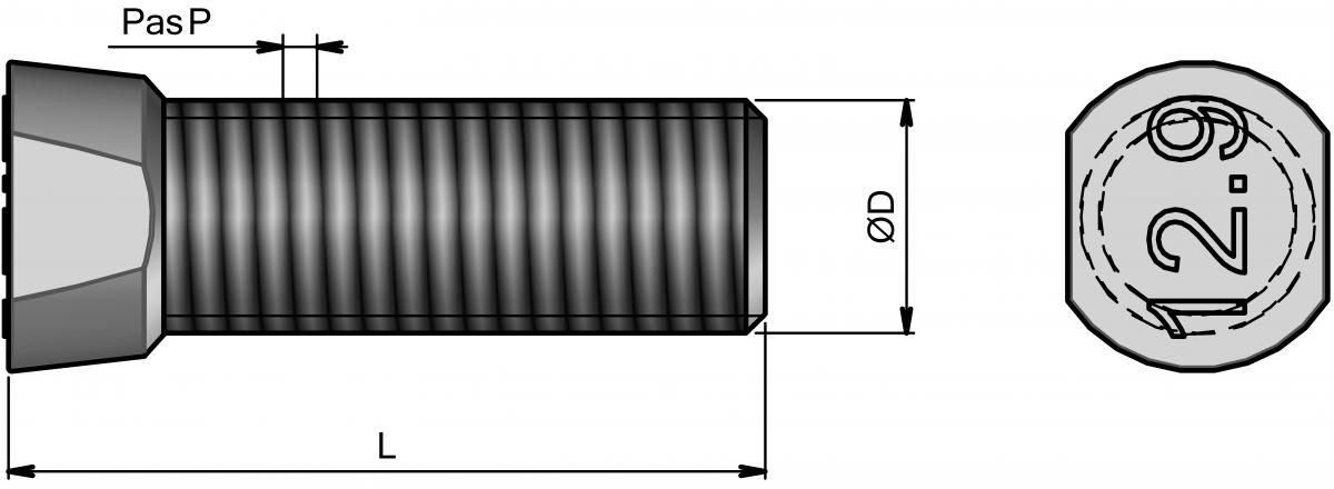 BTC2M 1240 (12.9)