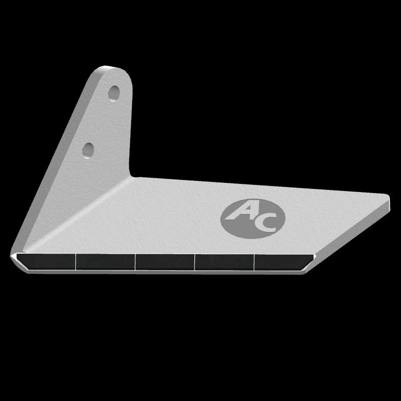 Křídlo Agrisem s karbidovým plátkem ADA 0301D (pravé)