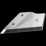 Křídlo Lemken s karbidovým plátkem ADL 4428G  (levé)