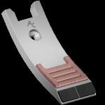 Špice Alpego s karbidovým plátkem SCA 1660B