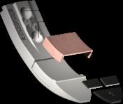 Špice Bednar s karbidovým plátkem SCH 0080C NO