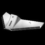 Křídlo Kuhn-Huard s karbidovým plátkem ADQ 5014