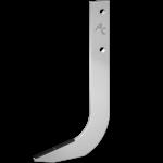 Nůž hrobkovací frézy Avr DPR 0330 se slinutým karbidem