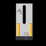 Škrabka Pöttinger GAM 0055 se slinutým karbidem