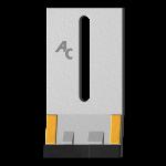 Škrabka Pöttinger GKU 0075 se slinutým karbidem