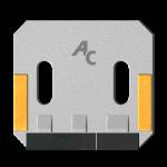 Škrabka  Sulky GSU 0100 se slinutým karbidem