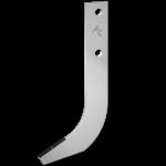 Nůž hrobkovací frézy Grimme DPG 0343 se slinutým karbidem
