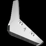 Radlice vyorávače Holmer s plátky karbidu SRH 3301D (levá)