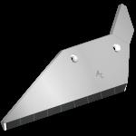 Radlice vyorávače Matrot s plátky karbidu SRM 5060D (pravá)