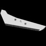 Radlice vyorávače Vervaet s plátky karbidu SRV 0500G (levá)