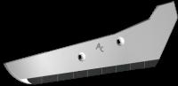 Radlice vyorávače Vervaet s plátky karbidu SRV 0500D (pravá)