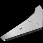 Radlice vyorávače Vervaet s plátky karbidu SRV 0501D (pravá)