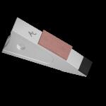 Dláto Lely se slinutým karbidem SDL 3005-R (Lely V)