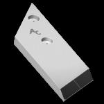 Dláto Opall-Agri s karbidovým plátkem PBL 4054G (levé)