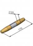 Čep PP-175 (175x25 mm)