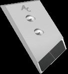 Dláto Gregoire - Besson s karbidovým plátkem PBG 0024G (levé)