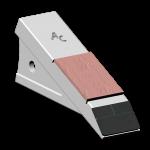 Dláto Quivogne se slinutým karbidem SDQ 0022-R