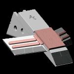 Dláto Razol se slinutým karbidem SDR 4438-AR
