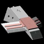 Dláto Razol se slinutým karbidem SDR 4529-AR