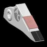 Dláto Simba se slinutým karbidem SDS 9148