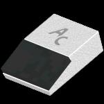 Návarový segment BOR 0030 (40x30x12 mm)