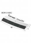Návarový segment BOR 0180C (40x180x12 mm)