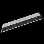 Návarový segment LEM 0270G (40x270x12 mm)