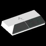 Návarový segment LEM 0272G (40x90x12 mm)
