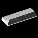 Návarový segment LEM 0273G (40x135x12 mm)
