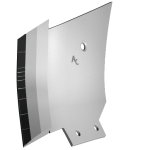 Plaz Bonnel s karbidovým plátkem CLM 0270G (levý)