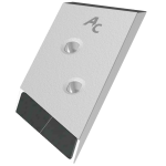 Dláto Overum s karbidovým plátkem PBO 0120D (pravé)