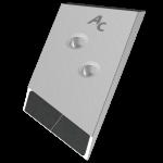 Dláto Overum s karbidovým plátkem PBO 0131D (pravé)
