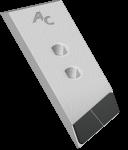Dláto Ovlac s karbidovým plátkem PBI 0018G (levé)
