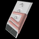 Dláto Rabe s karbidovým plátkem PBR 0350D (pravé)