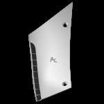Výměnný díl (trojúhelník) Gregoire - Besson s karbidovým plátkem ETG 0473G (levý)