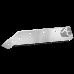 """Ostří Kverneland 18"""" s karbidovým plátkem SBK 3006MG (levé)"""