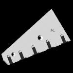 Plaz Lemken s karbidovým plátkem CSL 1525D (pravý)