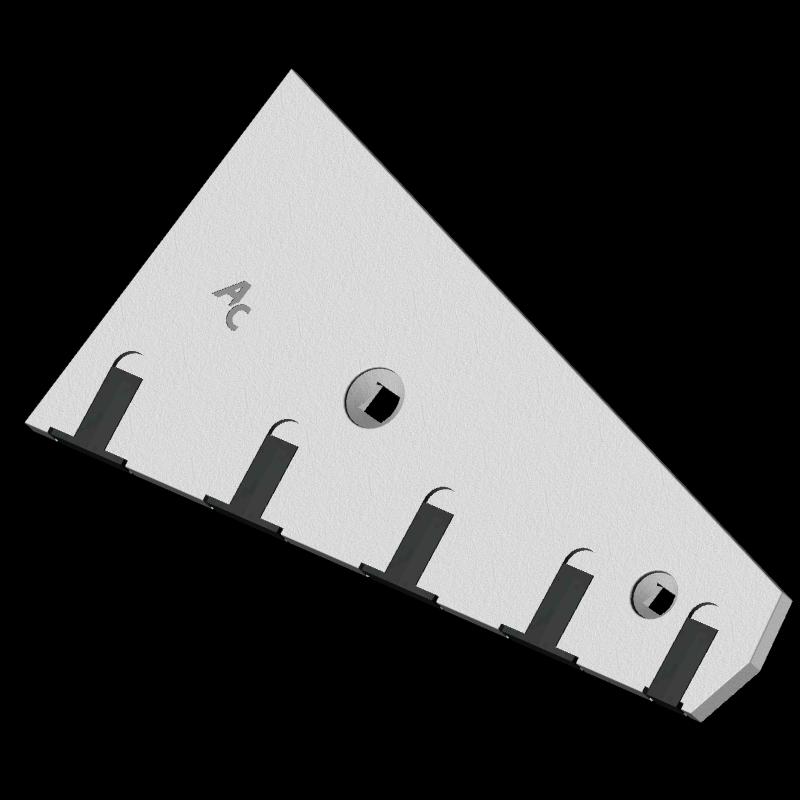 Plaz Lemken s karbidovým plátkem CSL 1525G (levý)