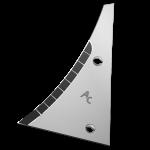 Výměnný díl Kühn - Huard s karbidovým plátkem ETH 1780G (levý)